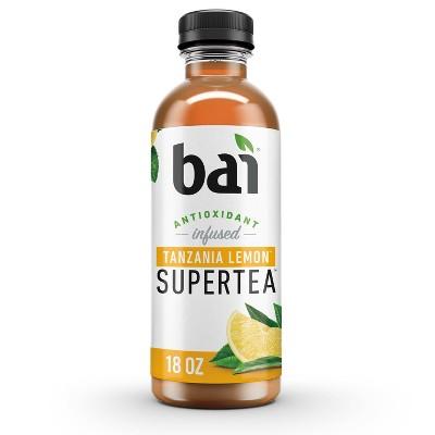 Bai Tanzania Lemon Super Tea - 18 fl oz Bottle