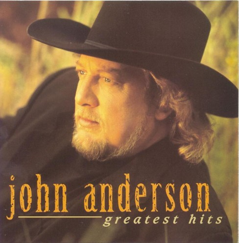 John anderson - John anderson greatest hits (CD) - image 1 of 1