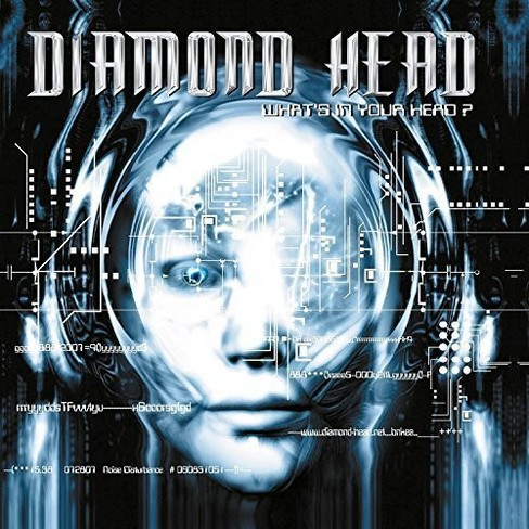 Diamond head - Whats in your head (CD) - image 1 of 1