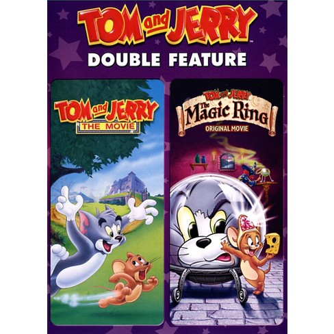Tom And Jerry:Magic Ring/Movie (DVD) : Target
