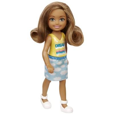 Barbie Chelsea Doll - Cloud Print Skirt