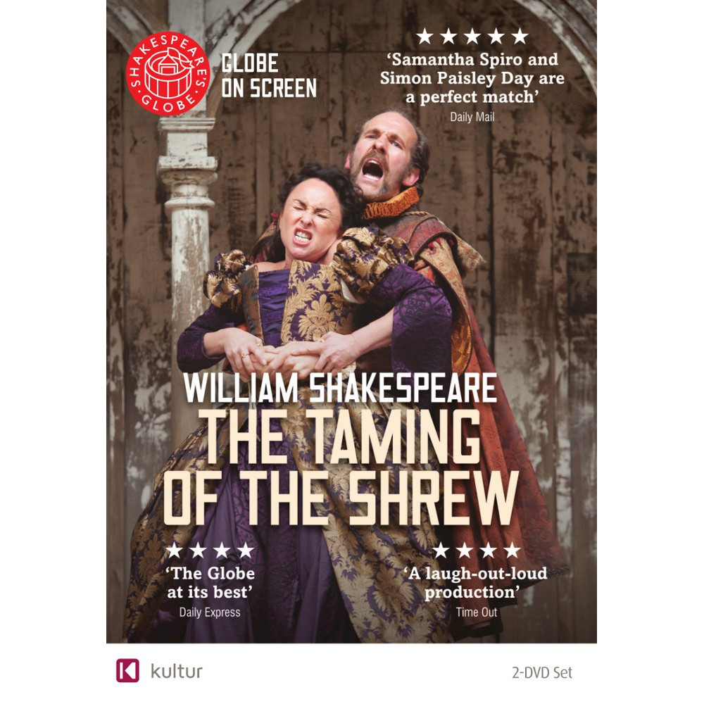 Taming Of The Shrew:Shakespeare's Glo (Dvd)