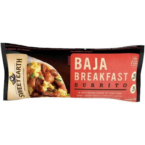 Sweet Earth Baja Frozen Breakfast Burrito - 7oz - image 1 of 3