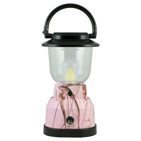 "EcoSurvivor 4D LED Outdoor Lantern 10"" - Pink Camo - image 1 of 7"