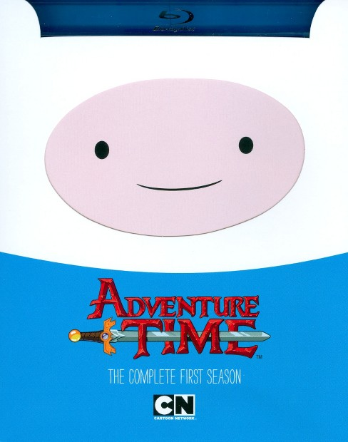 Adventure Time:Complete First Season (Blu-ray) - image 1 of 1