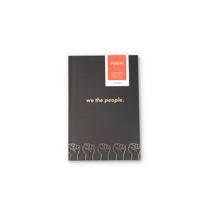 """College Ruled Composition Notebook 9""""x6"""" We the People - West Emory"""