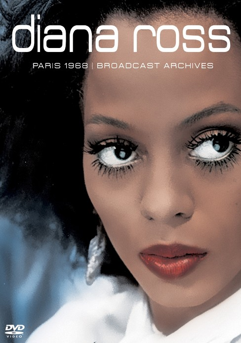 Diana ross:Paris 1968 (DVD) - image 1 of 1