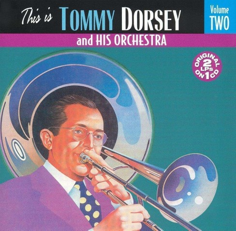 Tommy dorsey - This is tommy dorsey and his-volume 2 (CD) - image 1 of 1