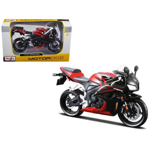 Honda CBR 600RR Red/Black Motorcycle 1/12 Diecast Model by Maisto - image 1 of 1