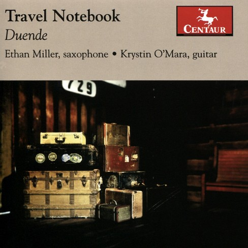 Duende - Travel notebook (CD) - image 1 of 1