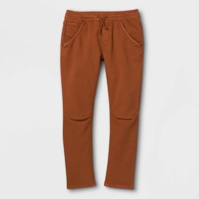 Boys' Super Stretch Pull-On Taper Fit Jeans - Cat & Jack™
