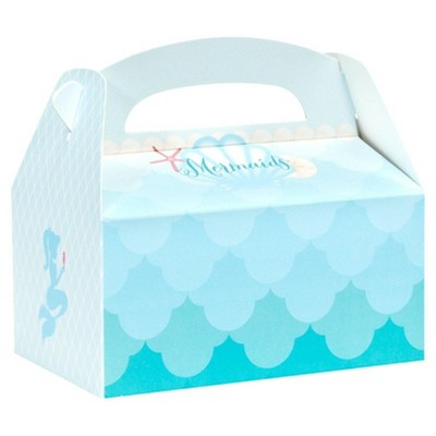 8 ct Mermaids Under the Sea Favor Boxes