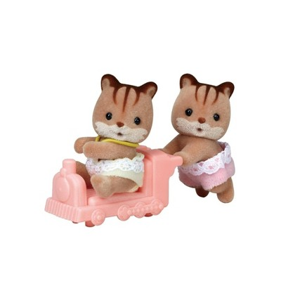 Calico Critters Hazelnut Chipmunk Twins