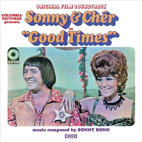 Sonny & cher - Good times (Ost) (CD) - image 1 of 1
