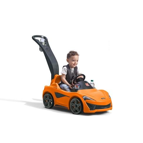 Step2 McLaren 570S Push Sports Car - image 1 of 4