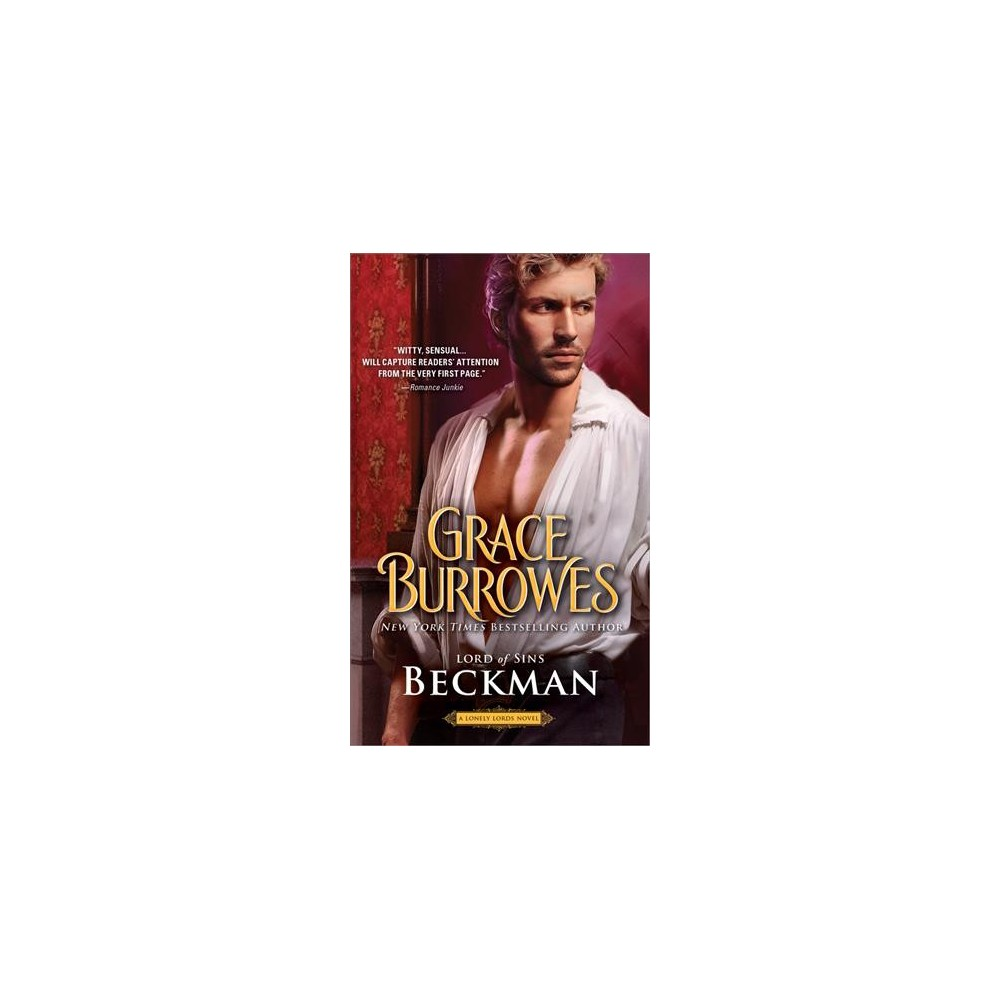 Beckman : Lord of Sins (Paperback) (Grace Burrowes)