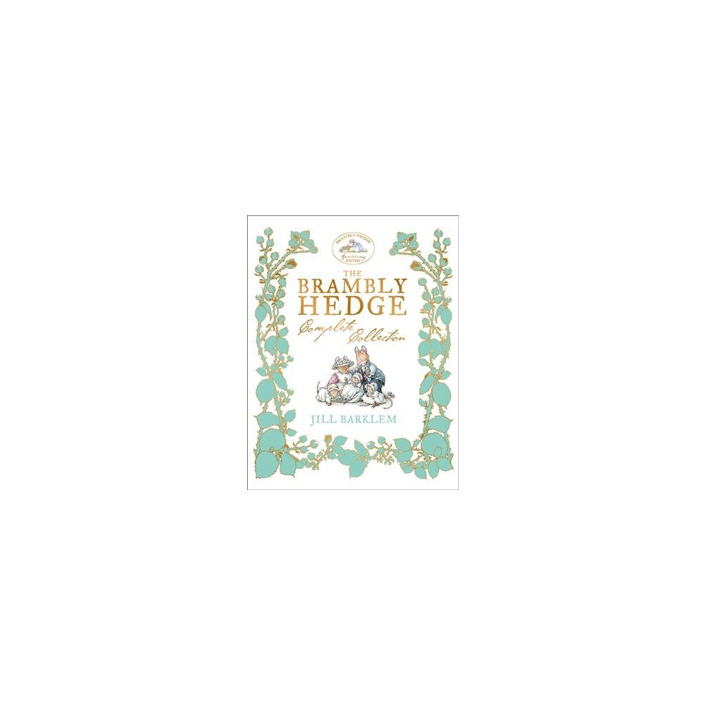 Brambly Hedge Complete Collection - Anv by Jill Barklem (Hardcover)