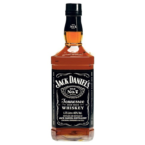 Jack Daniel's® Tennessee Sour Mash Whiskey - 1.75L Bottle - image 1 of 1