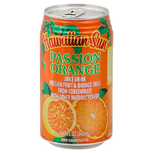 Hawaiian Sun Orange - 6pk/11.5 fl oz Cans - image 1 of 1