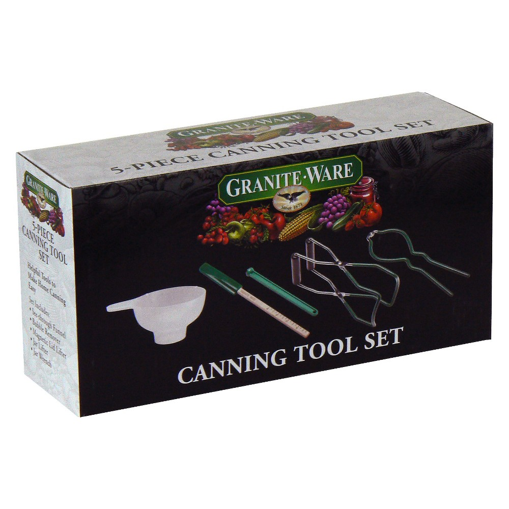 Image of 5 Piece Canning Tool Set, kitchen utensil sets