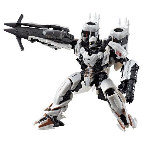 Transformers The Last Knight Premier Edition Voyager Decepticon Nitro - image 1 of 3