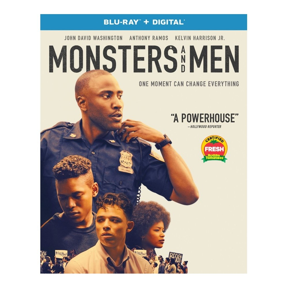 Monsters and Men (Blu-ray) Price