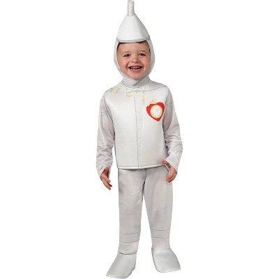 Toddler Tin Man Halloween Costume