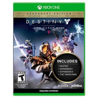 Destiny: The Taken King Legendary Edition Xbox One