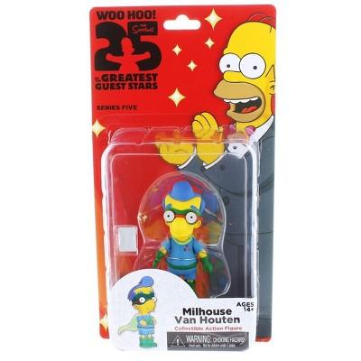 "Series 5 5/"" Figure Adam West NECA The Simpsons 25th Anniversary"