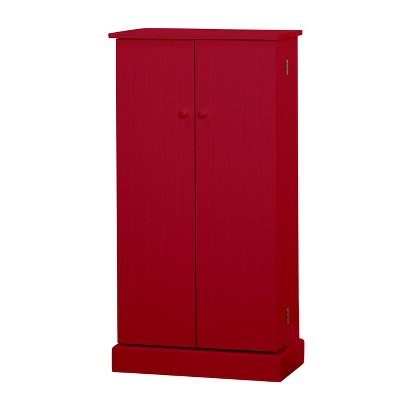 Charmant Utility Pantry Red   Buylateral : Target