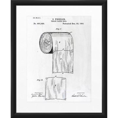 Basic Vintage Framed Wall Art - PTM Images