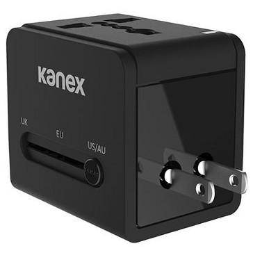 Kanex GoPower 2-Port USB International Travel Adapter