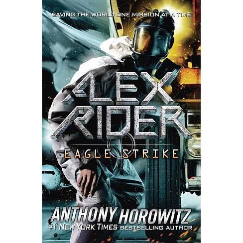 Eagle Strike - (Alex Rider Adventures) by  Anthony Horowitz (Paperback) - image 1 of 1
