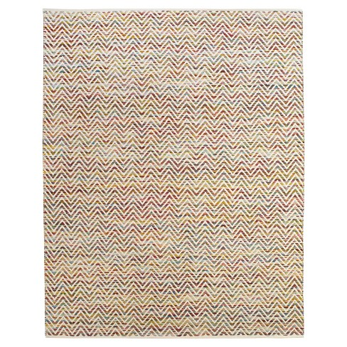 8'X11' Chevron Woven Area Rugs - Room Envy - image 1 of 2