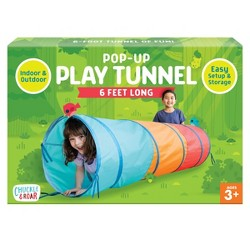 Chuckle & Roar Pop-up Play Tunnel
