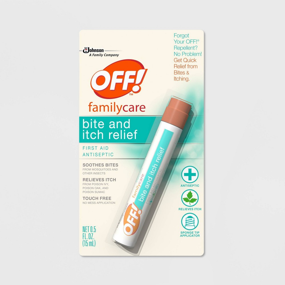 Image of OFF!.5oz Bite & Itch Relief Pen