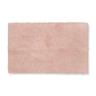 38 x24  Tufted Spa Bath Rug Peach - Fieldcrest®