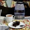 MegaChef 1.7L Glass Electric Tea Kettle - Sliver - image 3 of 3