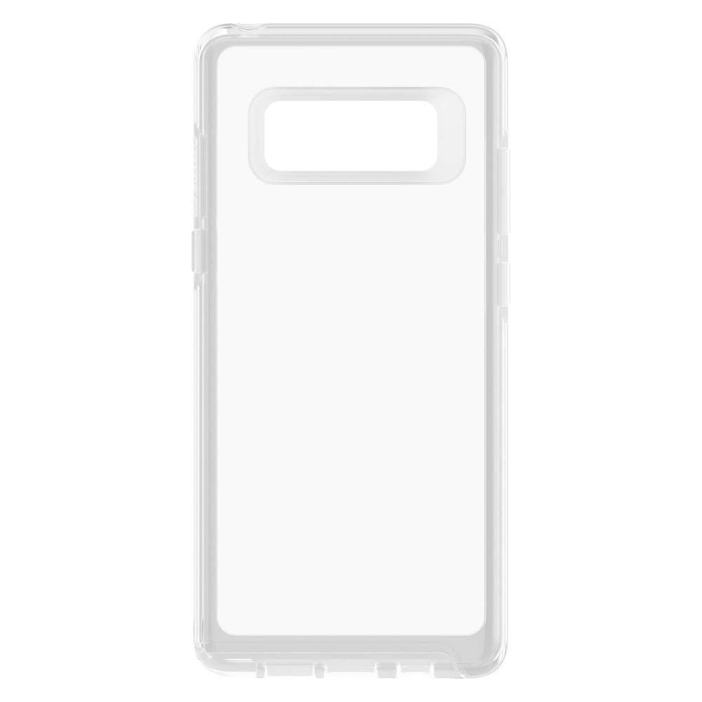 OtterBox Samsung Note8 Case Symmetry - Clear
