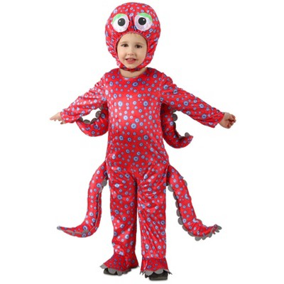Princess Paradise Oliver the Octopus Costume