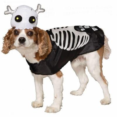 Forum Novelties Skeleton Pet Costume