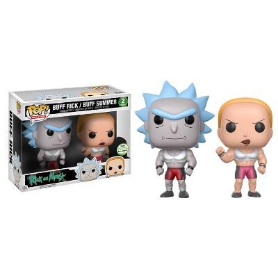 POP! Animation: Rick & Morty - 2pk - Exclusive