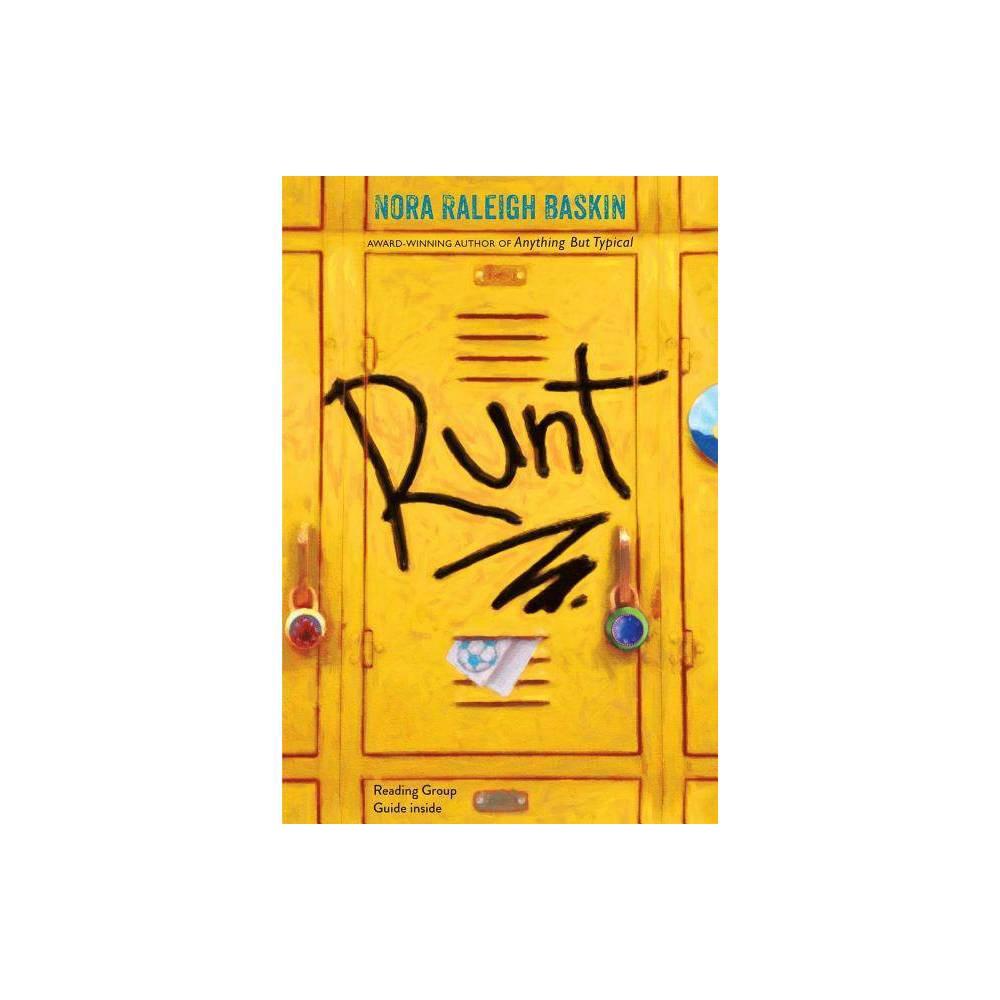 Runt By Nora Raleigh Baskin Paperback