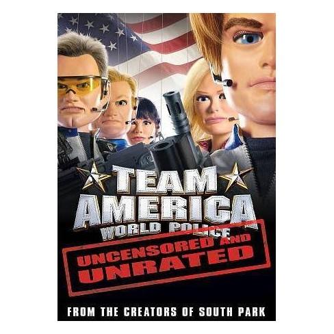 Team America: World Police (DVD) - image 1 of 1