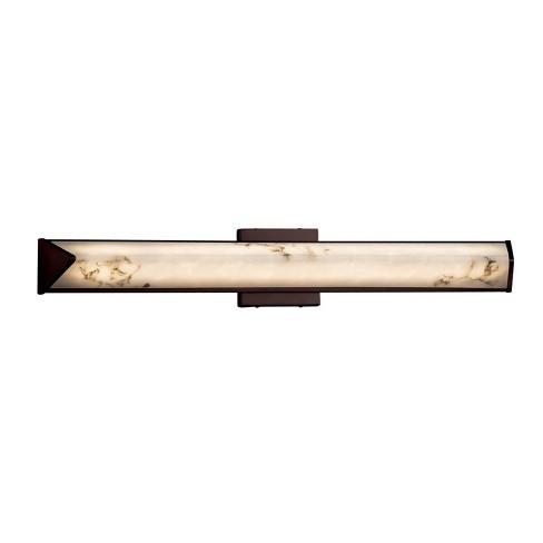 "Justice Design Group FAL-8695 LumenAria Single Light 29"" Wide Integrated 3000K LED Bath Bar - image 1 of 1"