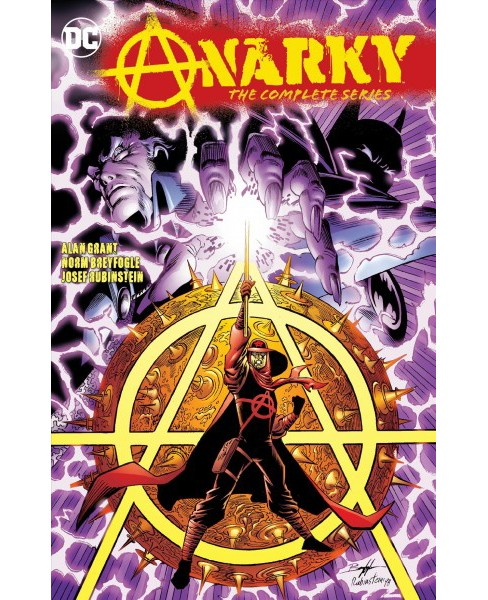 Anarky : The Complete Series -  (Anarky) by Alan Grant (Paperback) - image 1 of 1