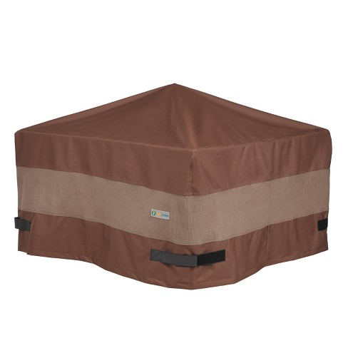 """40"""" Ultimate Square Fire Pit Cover - Duck Covers - image 1 of 4"""