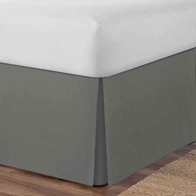 "Space Maker Underbed Storage Tailored Bedskirt 21"" Drop"