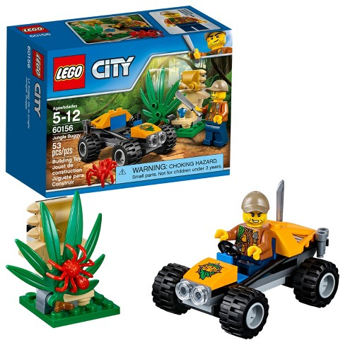 LEGO® Jungle Explorers Jungle Buggy 60156 - image 1 of 9