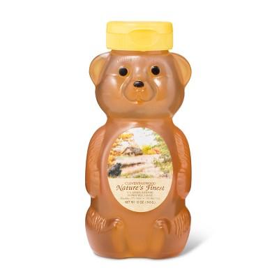 Nature's Finest Honey Squeeze Bottle - 12oz